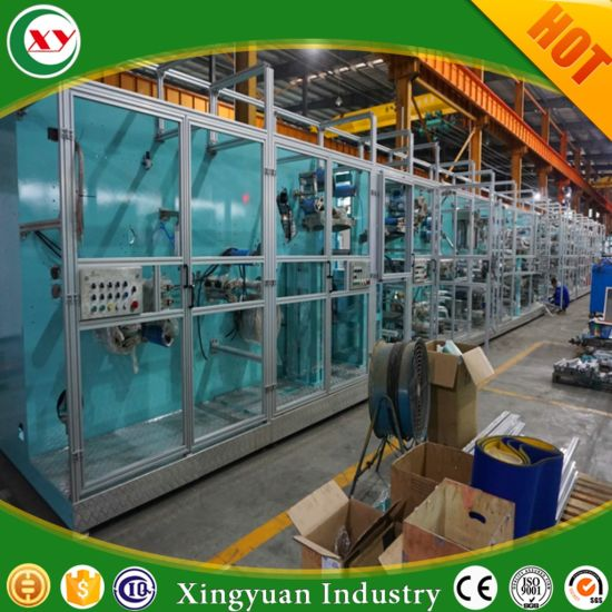 China Diaper and Sanitary Napkin Machine