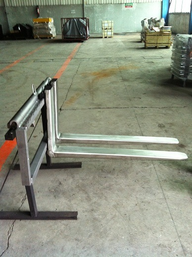 CE Forklift Parts Open Fork Extension pictures & photos