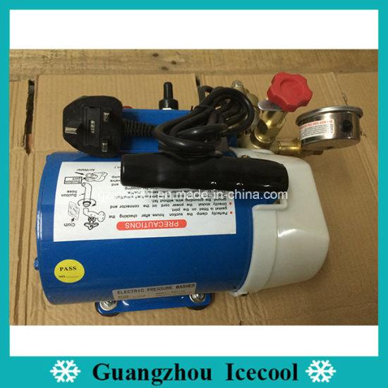 Dqx-35 Mini High Pressure Washing Equipment 35bar Electric High Pressure Washer Air Conditioner Cleaning Machine