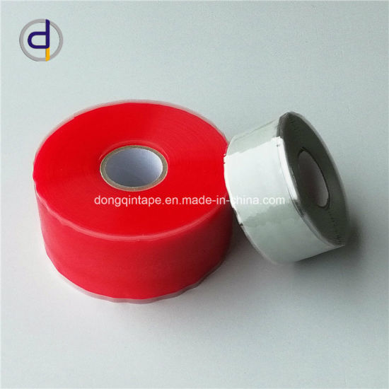 Factory of Waterproof Tape for Leaking Pipes Silicone Rubber Tape pictures & photos