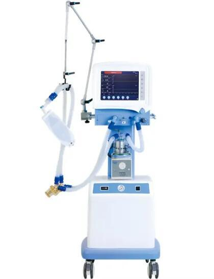 S1100 Medical Hospital Surgical ICU Invasive Pediatric Ventilator pictures & photos