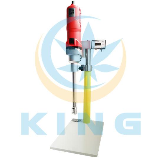 Factory Direct Lab Sanitary Hygiene High Shear Dispersing Emulsifier Mixer Blender 304/316L