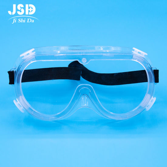 Ce FDA Fast Shipping Medical Protective Safety Glasses Goggles Prevent Spitting Protection Goggles Anti Fog Goggles
