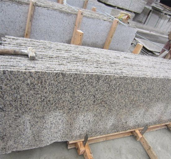 Tiger Skin White Granite Slab White Granite pictures & photos