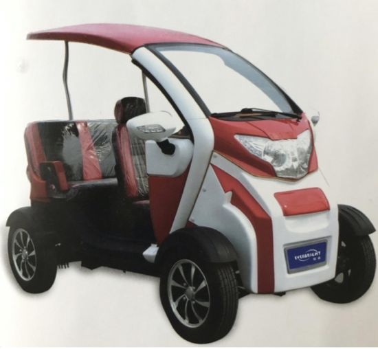 Certificated City Electric Car Electric Taxi with Proof pictures & photos