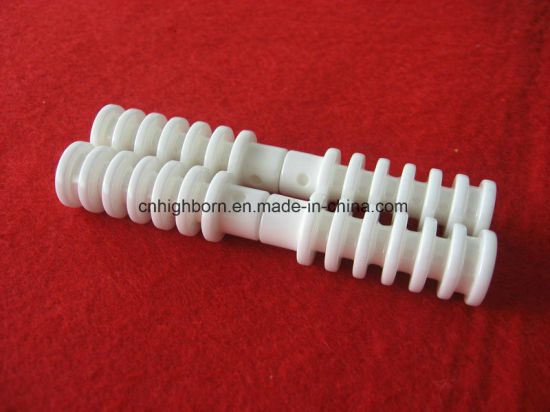 High Purity Zro2 Zirconia Ceramic Guide Pully pictures & photos