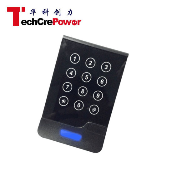 Sr-902A Waterproof Wiegand Reader Access Control Proximity Touch Screen Card Reader