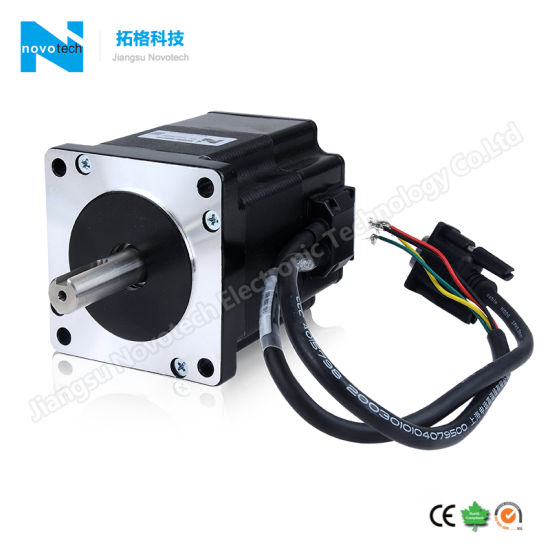 NEMA 34 Closed Loop Stepper Motor with Driver Kit pictures & photos