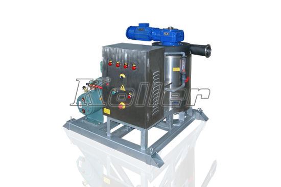 1000kg/Day Slurry Ice Machine Used in The Boat and Seawater Ice Making Machine pictures & photos