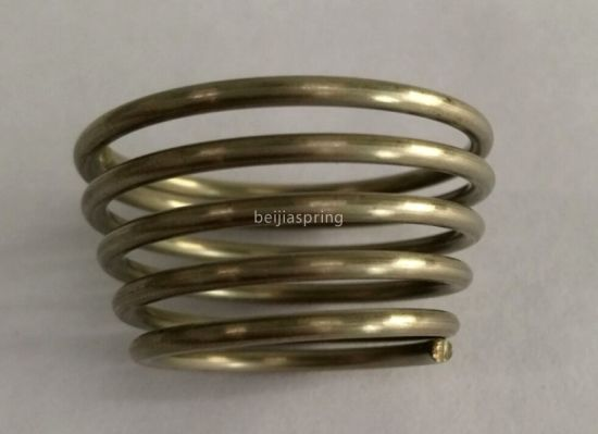 China Manufacturer Small Steel Coiled Wire Compression Spring