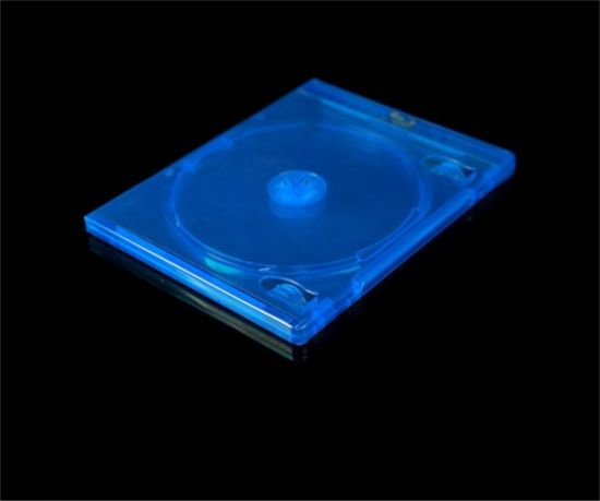 Blue Ray DVD Case DVD Box DVD Cover Rectange PP 11mm Single pictures & photos