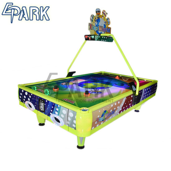 Miraculous 4 Players Coin Operated Air Hockey Table Interior Design Ideas Tzicisoteloinfo