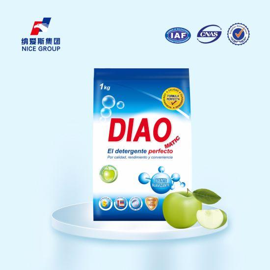 200g Diao Brand Best Sale Super Laundry Detergent Powder