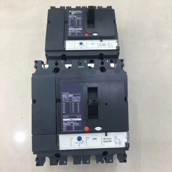 China Type Nsx 100n Circuit Breakers 100 To 250a 3p 4p