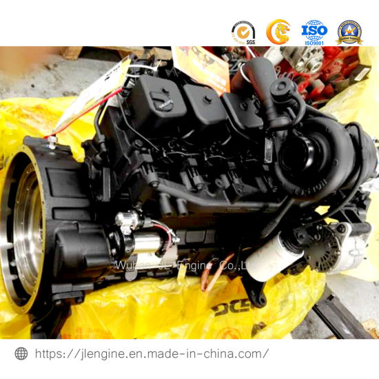 6bt 5.9L Construction Machine Diesel Engine Assy