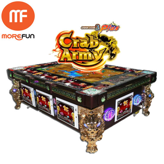 Original Crab Avengers Thunder Dragon USA Taiwan Software Shark Monster Jackpot Fishing Catchers Video Game Guangzhou Market pictures & photos