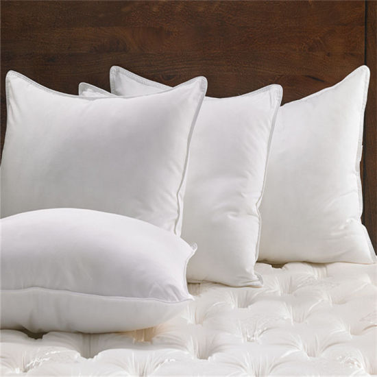 Global Economic Goose Down Pillow pictures & photos