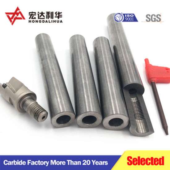 Cemented Metal Carbide Anti Vibration Extensions with Modular Cutters pictures & photos