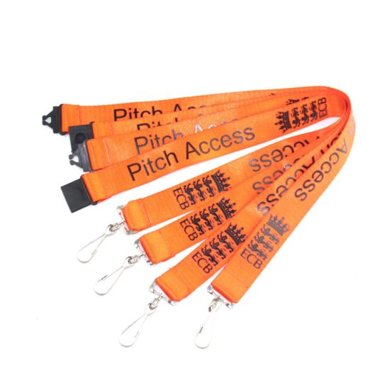 Promotional Printed Exhibition Lanyard with Your Own Logo