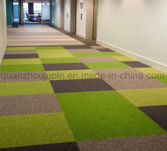 PVC House Office Hotel Carpet Tile