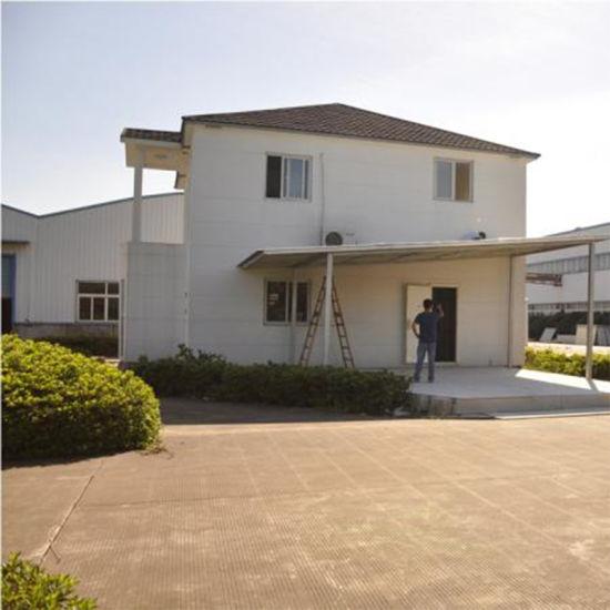 Villa House Office Use And Light Gauge Steel Material Modern Prefab