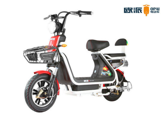 Double Seat Electric Scooters for Adults 48V Brushless Motor Controller pictures & photos