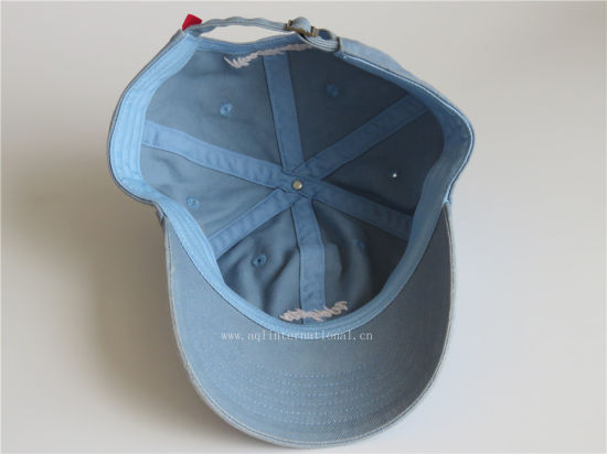 2b2aa793e39 Hot Selling Distressed Cap Cotton Stone Washed Baseball Cap Distressed Dad  Hat Custom 6 Panel Unstructured Baseball Cap Hat