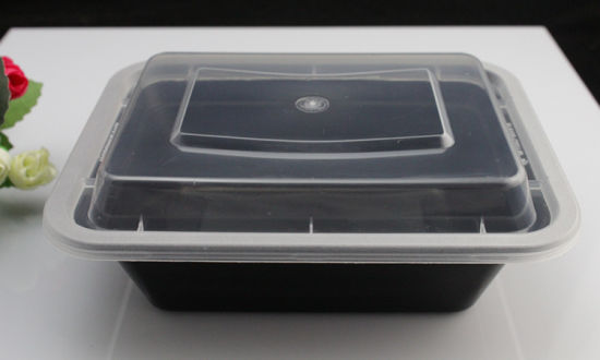 China Meal Prep Food Storage FDALFGB Approved Plastic Lunch Box