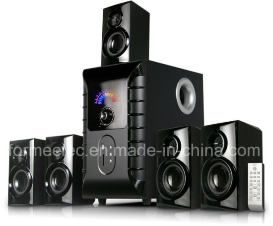5.1CH Home Theater Speaker Subwoofer 140W pictures & photos