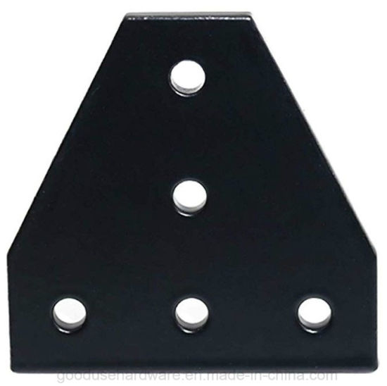 China T Shape 4040 Aluminum Extrusion Corner Bracket Plate 5