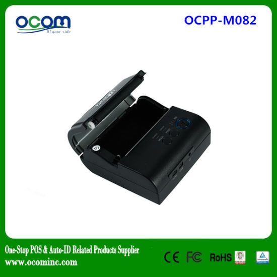 3 Inch Android or Ios POS Bluetooth Thermal Printer (OCPP-M082) pictures & photos