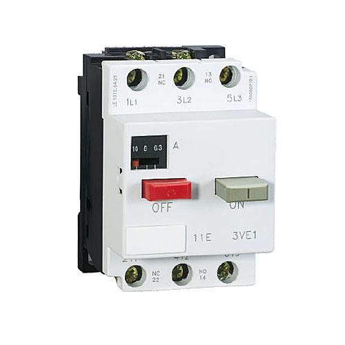 Gv2/Gv3/3ve1 Moter Protection Circuit Breaker Relay Switch