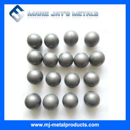 Punching Holes /Tungsten Carbide Ball pictures & photos