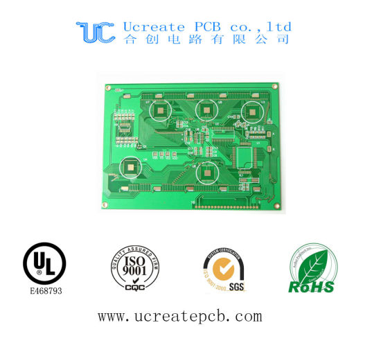 China Perfect Gold Plating PCB Board From Shenzhen PCB - China PCB