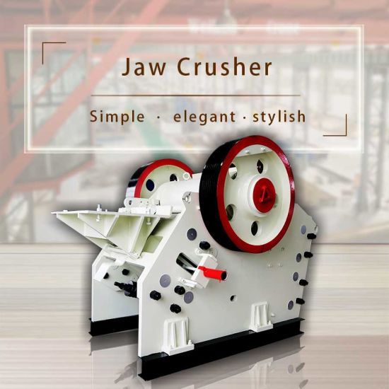 Mining Stone Jaw Crusher pictures & photos