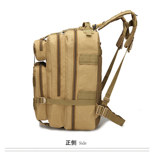 3p Molle Camo Army Assualttactica Gear Rucksack Military Bag Backpack pictures & photos