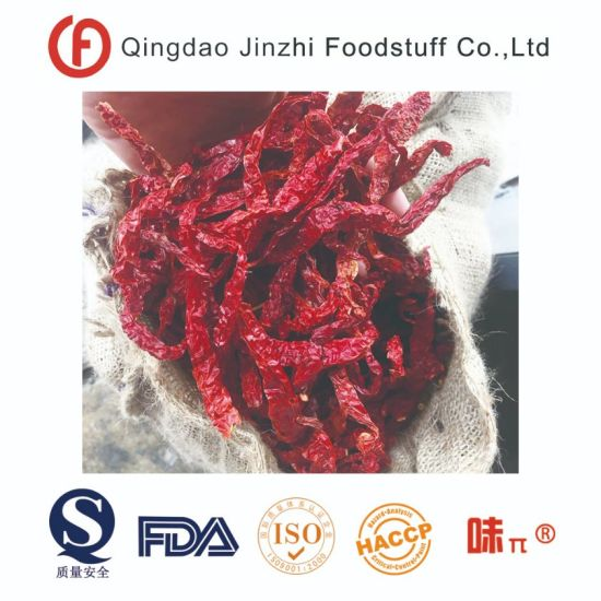 Good Quality Dehydrated Air Dried Line Chilli