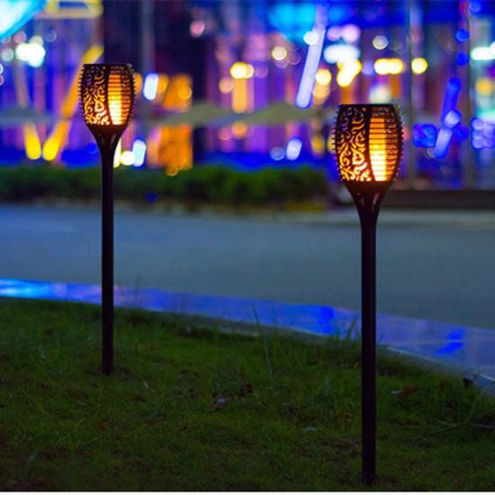 hot sale solar christmas lights lawn garden pathway lamp