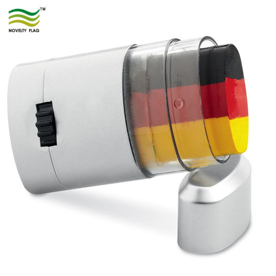 2018 World Cup Germany Flag Colors Face Paint Stick of Sporting Events pictures & photos