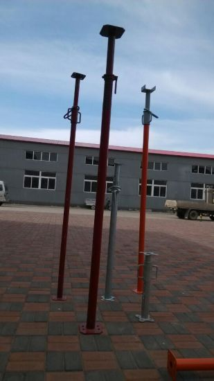 Heavy Duty Adjustable Steel Props for Construction Use
