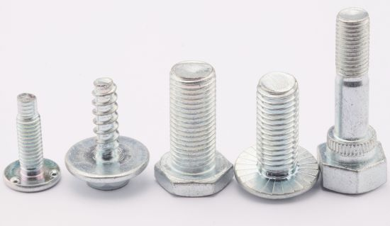 China Different Types Customized Bolts/Screws Making ...