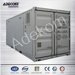 Containerized System Rotary Screw Air Compressor with Air Dryer pictures & photos