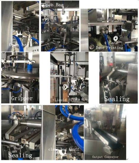 Automatic Counting Filling and Sealing Packing Machine pictures & photos