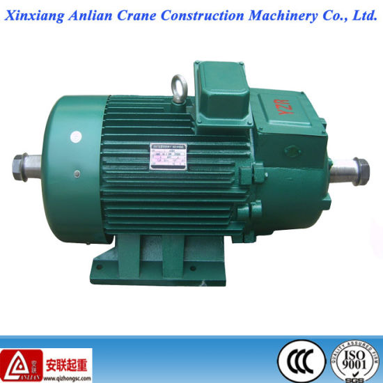 Yzr Series 30kw Three Phase Squirrel Cage Rotor Induction Motor