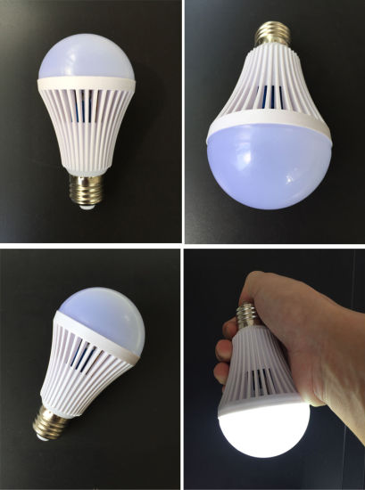 Emergency Rechargeable Bulb Lamp 7W/9W LED Bulb Light China Factory pictures & photos
