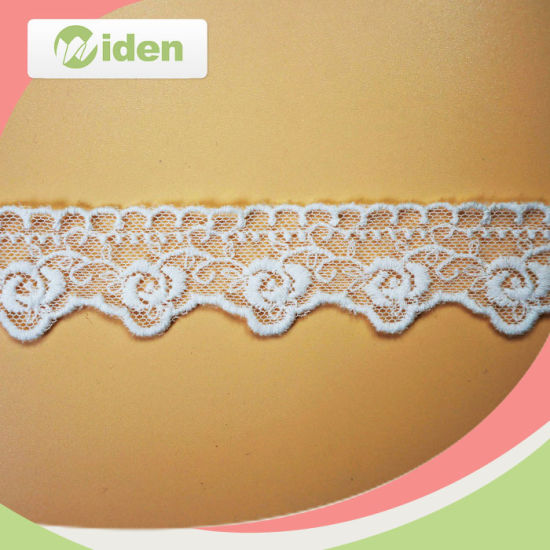 Garment Accessories Ready Made High End Fashion Organza Lace pictures & photos