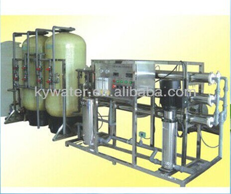 Kyro-2000L/H Stainless Steel 2 Stage Dow USA Membrane RO for Battery Water Plant pictures & photos