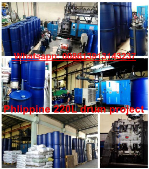 3000L Drum Extrusion Blow Molding Machine pictures & photos