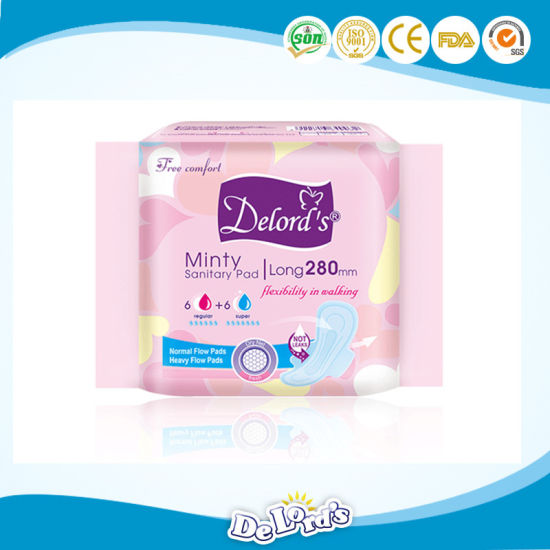 Wowen Sanitary Napkin Manufacturer in China pictures & photos