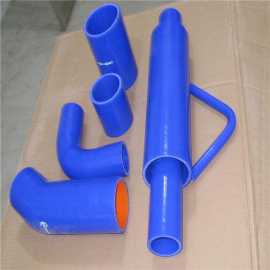 Ram 94-01 dual exhaust 2.25 pipe Glass Pack muffler SW Tip